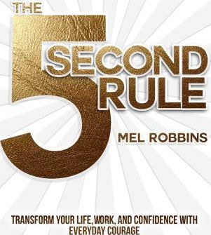book, the 5 second rule