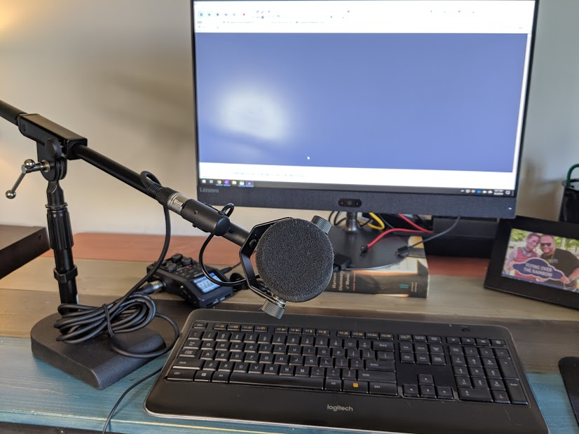 How to Record a Podcast of Your Own